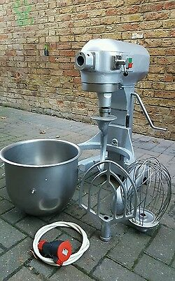 Hobart A20O Mixer Bowl And 3 Tools  Refurbished