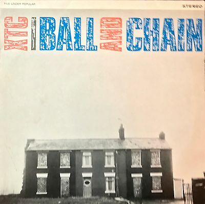 XTC - Ball and Chain, Vinyl EP