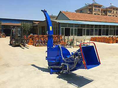 3PL PTO WOOD CHIPPER 10 INCH / 250mm . REDUCED AGAIN TO CLEAR