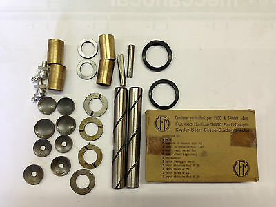 Kit Revisione Perni Fusi Fiat 850 berlina - coupe' / Fiat 600 berlina / D
