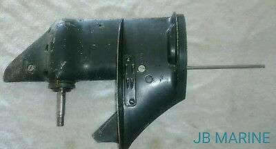 Johnson Evinrude OMC 9.5hp 9RL70C Lower Unit Gearbox Gearcase 382575 Outboard