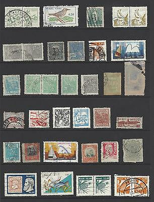 Ref 206 Brazil - 37 stamps (Combine items for p&p discount)