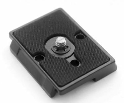 "Quick Release Plate 1/4"" Screw 200PL-14 3157N RC2 3030 3130 for Manfrotto Head"