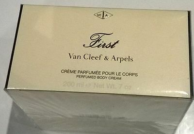 First Van Cleef & Arpels for women CREME PARFUMEE POUR LE CORPS 200 ml