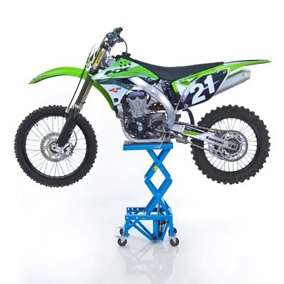 Cavalletto Alza Moto Cross Borossi BT 450 MX Moto Cross Lift Idraulico Forbice