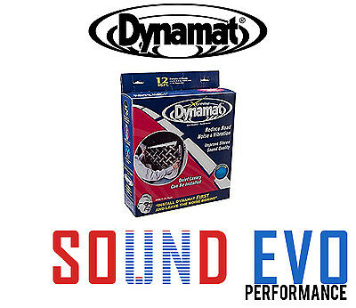 Dynamat Xtreme Door Kit Dyn10435 Sound Deadening Material