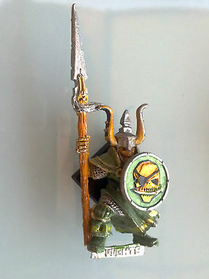 Undead / Vampire Counts - Grave Guard Classic Champion - Metal, Oop CV35