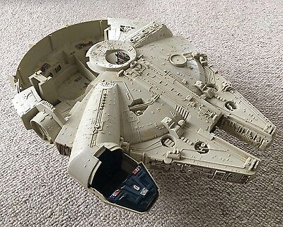 Vintage Star Wars Millennium Falcon Kenner 1979 Working Electrics Spares Repairs