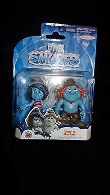 The smurfs Vexy & Hackus childs toy AGE 4+