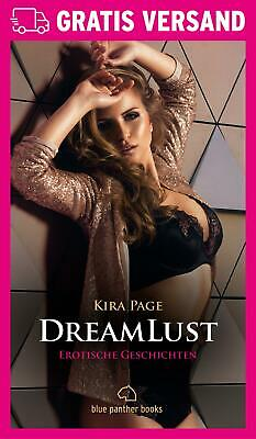 DreamLust | 12 Erotische Stories von Kira Page | blue panther books