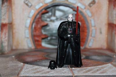Darth Vader With Removable Helmet Star Wars Power Of The Force 2 1998