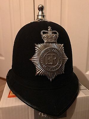 Nottinghamshire Constabulary Police Panelled Helmet