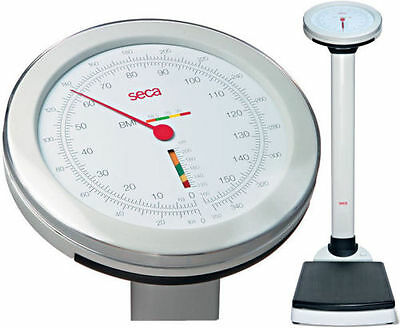 Seca 755- Mechanical column scale with BMI display