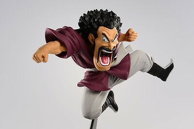 DRAGON BALL Z Mr SATAN SCULTURES 7 FIGURE FIGURA HERCULE NUEVA NEW. PRE-ORDER