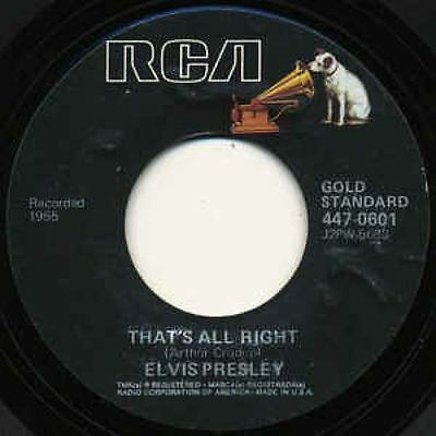 That's All Right / Blue Moon Of Kentucky 7 : Elvis Presley