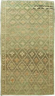 Bright Vintage Moroccan Rug Bb4564 Antiques