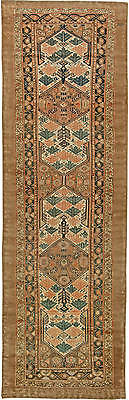 Antique Persian Hamadan Runner BB6111