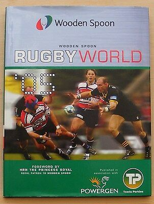 Wooden Spoon Rugby World 2005.