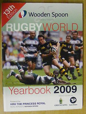Rugby World, Wooden Spoon Yearbook 2009.