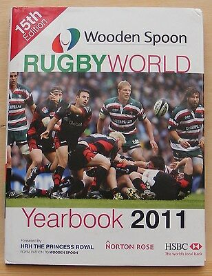 Wooden Spoon Rugby World 2011.