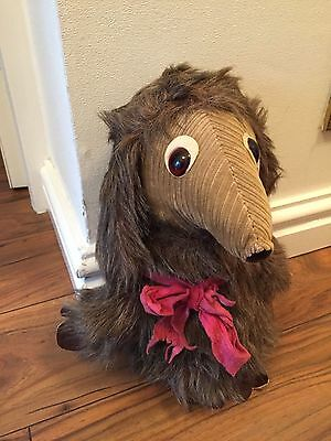 Womble Teddy Bear 1970s Vintage Collectable Rare Toy Toys OLD Valuable