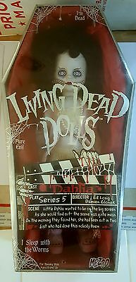 Living Dead Dolls Series 5. Dahlia Factory Sealed. Is based on and shares a