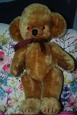 Vintage Antique Old Merrythought Cheeky - Lovely Condition
