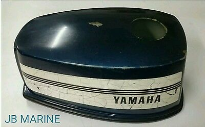 Yamaha Mariner 4hp 5hp Cowl Cover Hood Top Cowling 1980-2002 Outboard Used Parts