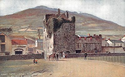 Carlingford Count Taffs Castle Schloss Chateau