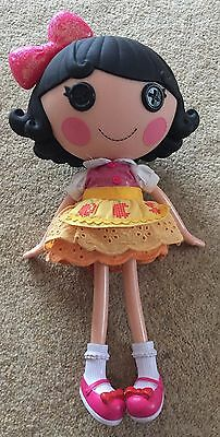 Lalaloopsy Snowy Fairest Doll 12""