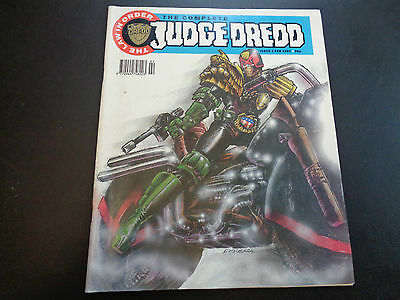 The Complete Judge Dredd issue 1 from February 1992