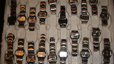 Trade Only Job Lot Of 20 X   Bench Watches 100% Gen . ..