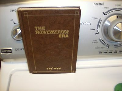 Winchester Rifle Book, By George Midas, Signed