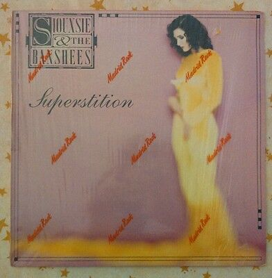 Siouxsie And The Banshees Lp 1991 Punk Rock Gothic