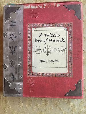 Witches Box Of Magick