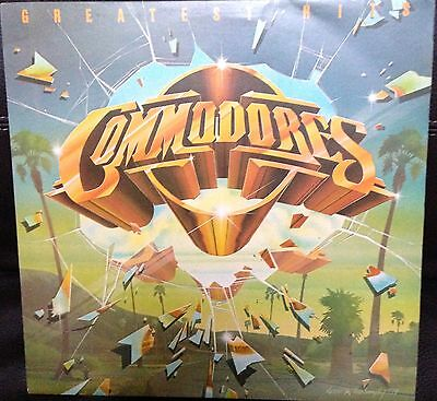 The Commodores - EMI Records (STML 12100) Greatest Hits Vinyl LP - VGC