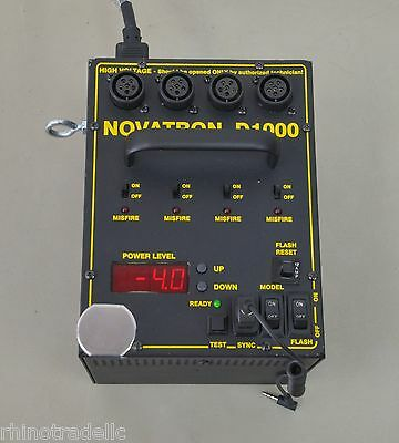 Novatron D1000 Digital Readout Power Pack  (H42)