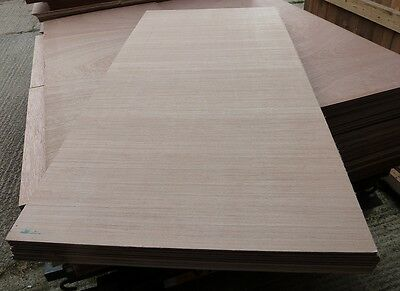 100 pieces NEW 6mm Top quality B/BB Exterior Grade Hardwood Ply 1220mm x 540mm