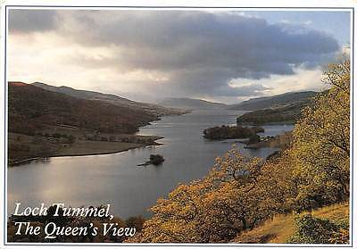 Scotland Loch Tummel The Queen's View, Whiteholme of Dundee
