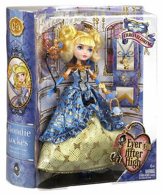 Ever After High BLONDIE LOCKES - CBT87