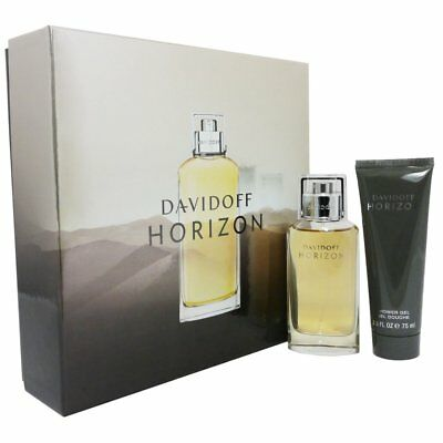 Davidoff Horizon Set 75 ml Eau de Toilette EDT & 75 ml Showergel Duschgel