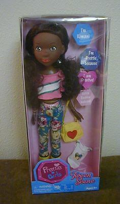 NRFB Tonner Prettie Girls Tween Scene Kimani Doll -- REDUCED!!
