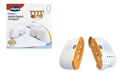Chicco - Audio Digital Compact - Baby control - Baby monitor
