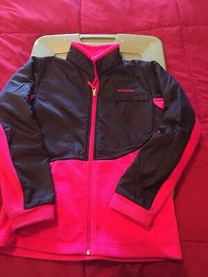 Girls Columbia Jacket Size 14/16