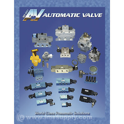 Automatic Valve 407D67S39Ds3Db7 Solenoid Valve A06 Series Mfgd