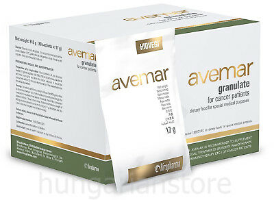 AVEMAR Granulate - ORIGINAL DIRECTLY FROM HUNGARY - 30 sachets
