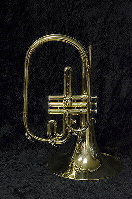 Blessing M 400 Mellophone / Marching French Horn ~  USED ~ Lacquer