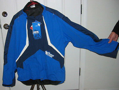New W/tags Thor Dual Sport Motorcycle Riding Off Road Atv Dirtbike Jacket-Adult