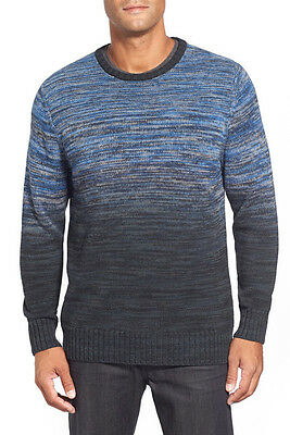 Tommy Bahama Men's 'Blue Isles' Crew Neck Sweater NWT size XL knit ombre sweater