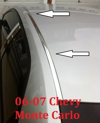 Bumper Trim Molding Compatible with Toyota Tundra 00-06 Front Chrome ABS